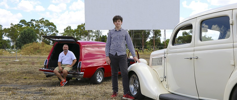 Drive In Movie Theatre - Dubbo City Youth Council