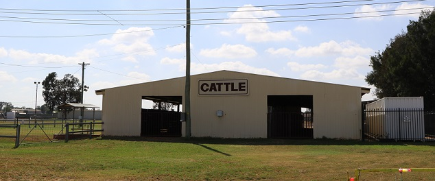 Cattle Shed (Stables 2)