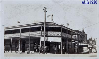 Macquarie View Hotel Dubbo 1930