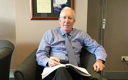 Western Plains Regional Council Administrator Michael Kneipp