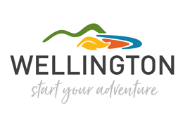 Wellington Destination brand