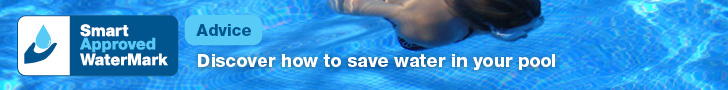 How to save water in your pool