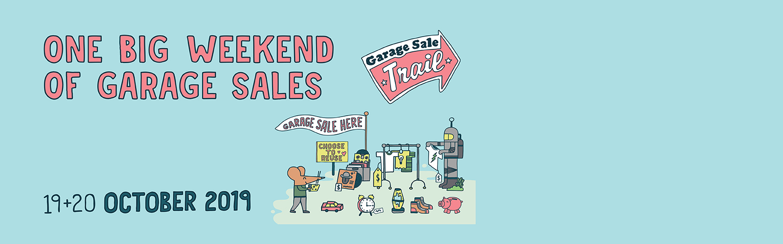 Dubbo Regional Council is bringing Australia's biggest community and sustainability event, Garage Sale Trail, to the local area this October.