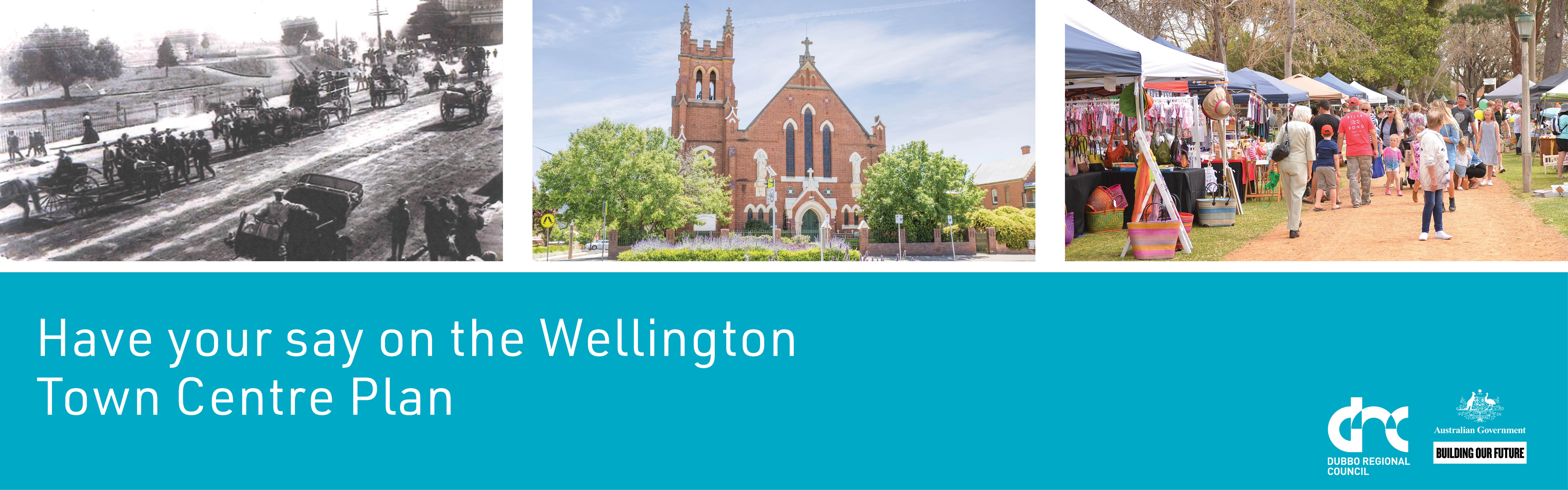 Tell us your Wellington stories. What do you see as the future of Wellington Town Centre?